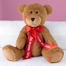 engraved teddy bears personalized 27 teddy walmart