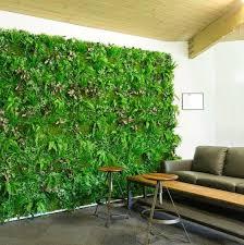 artificial vertical garden indoor tropical mix garden beet
