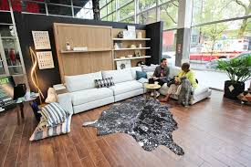 Efficiency Apartment Ideas Luxurious 400 Square Foot U0027micro Loft U0027 Shows Off Small Living