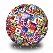 globe with world flags stock photo 187169448 istock