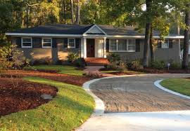 Front Of House Landscaping Ideas by Ranch Style Front Porches Houses Cool Picture And Ideas To