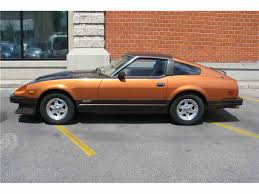 nissan datsun 1982 1982 datsun 280zx for sale classiccars com cc 985687