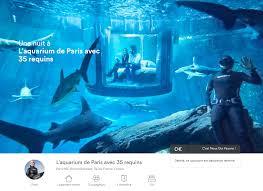 chambre aquarium airbnb une chambre dans un aquarium avec 35 requins be buzz