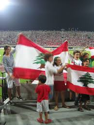What Tree Is On The Lebanese Flag Gurmit The Blog Random Ramblings About Singapore Lebanon Match