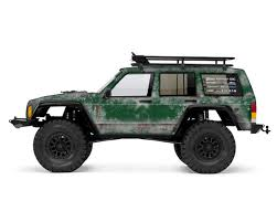 jeep cherokee green 2000 freqeskinz axial 2000 jeep cherokee primer series body wrap