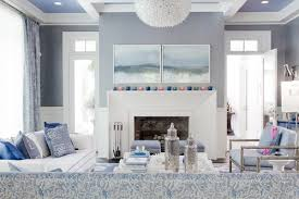 The Best Color For A Restful Relaxing Room Is A Cool Blue PHOTOS - Relaxing living room colors