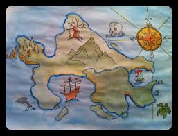 Map Of Neverland The Savvy Life 04 01 2011 05 01 2011