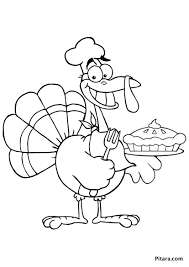 turkey color pages free funny color pages printable yahoo image