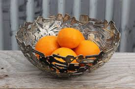 Tangerine Home Decor Diy Recycled Art Projects For Home Decor