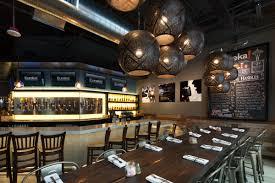 interior outstanding industrial restaurant decor ideas pictures