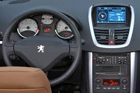 car picker peugeot 207 interior images