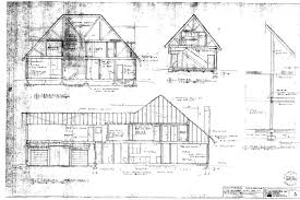wall blueprints blueprint home design great blueprint house with kitchen