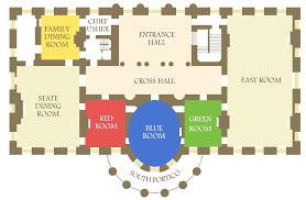 West Wing Floor Plan A Guide To Touring The White House