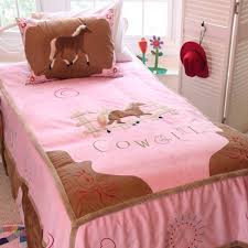 Girls Bed In A Bag Full Size by Girls Horse Bedding Horse Bedding For Girls Twin Full Queen