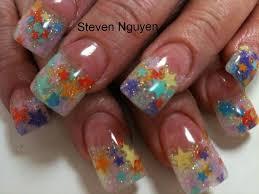 28 fancy stars nail art u2013 slybury com
