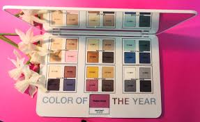 Pantone Color Pallete Sephora Pantone Color Of The Year 2014 Eye Palette U2013 Radiant