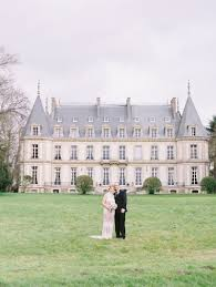 inspirational pastel wedding at a french chateau in paris france castle wedding venue in the french countryside chateau de santeny