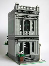 Lego Office by Modular Lego Office One More From Kjw010 All About The Bricks