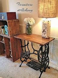 Vintage Singer Sewing Machine Cabinet Miguel Olaya On Sinks Cabinet Furniture And Bathroom Designs