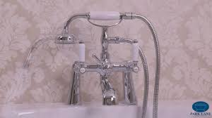 park lane winchester bath shower mixer tap plumbworld youtube