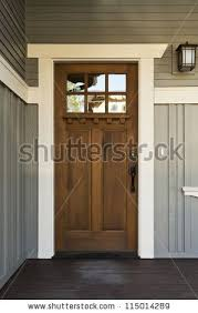 Front Door Design Photos Top 25 Best Wood Front Doors Ideas On Pinterest Dark Front Door