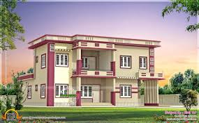 types of home designs 2 different 3d home elevations architecture house plans 4