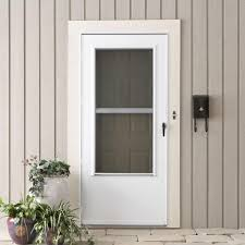 sturdy rated storm doors storm doors at lowes larson signature