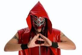Sin Halloween Costume Wwe Ricardo Rodriguez Masked Wwe Debut Sin