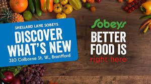 grocery store open on thanksgiving day sobeys shellard lane sobeys inc