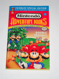 super mario bros double trouble nintendo adventure books no 1