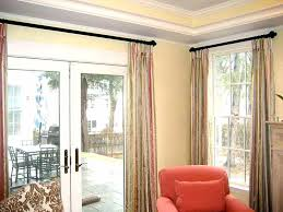ideas for window treatments for sliding glass doors window covering ideas for sliding patio doors sliding door window