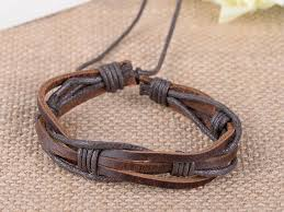 bracelet handmade leather images Ladies leather bracelets the wonderful leather bracelets jpg
