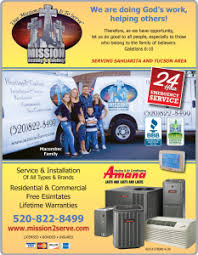 Free Estimate For Air Conditioning Repair by Air Conditioning And Heating Contractor Arizona Mission Heating