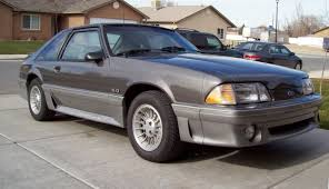 1990 ford mustang titanium gray 1990 ford mustang gt hatchback
