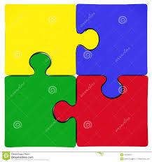 puzzle jigsaw pieces stock photos image 10609603