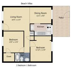 1000 Sq Ft Apartment by Beach Villas Jacksonville Florida Apartments Apartments In 32246