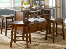 dining table set with storage wine storage bar table dining room set kitchen furniture dining for