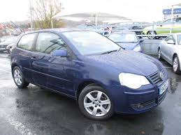 volkswagen blue used volkswagen polo blue for sale motors co uk