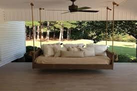 marvelous daybed porch swing 7 amazing swing beds or bed swings