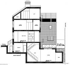 House Architecture Drawing Chelsea Street Where 6 Houses Are Having Basements Dug Out At The