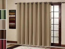 Swinging Curtain Rods For Doors by Window Treatment With Using Sliding Glass Door Treatments Kitchen