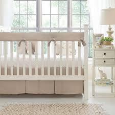 Crib Bedding Neutral Linen Crib Bedding Neutral Baby Bedding Linen Baby Bedding