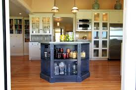 Tall Kitchen Island Dining U0026 Kitchen Kitchen Design With Buffet And Hutch Also Custom