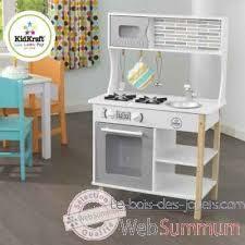 kidkraft cuisine cuisine des petits chefs kidkraft 53379 dans meuble poupée sur le