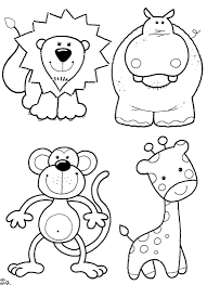 coloring pages of animals coloring pages for girls free coloring