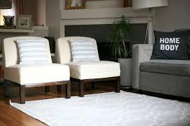 slipper chair slipcover upping my slipcover two diy slipcovers create enjoy