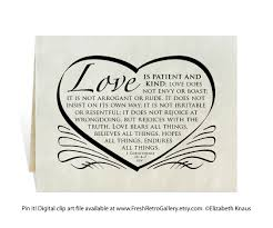Love Quotes For Wedding Invitation Cards Love Is Patient And Kind Love Does Not Envy Or Boast It Is Not