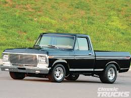 Ford F100 1975 Anyone Running Cragar Classic S S Wheels On Their 73 79 Ford