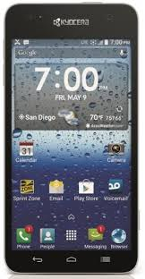 kyocera android sprint and to sell kyocera hydro vibe phone scoop