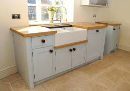 free standing cabinets for kitchen standing kitchen cabinets faced